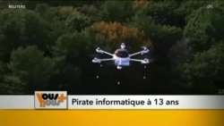 Pirate informatique dans le monde