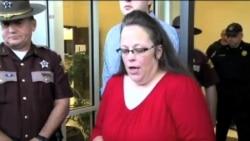 Davis no autorizará licencias de matrimonio a parejas homosexuales