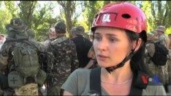 Українці доєднуються до загонів територіальної оборони. Відео