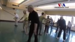 Parkinson'un Yeni İlacı Egzersiz