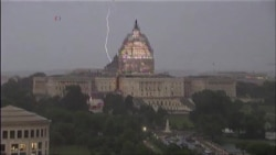 Severas tormentas en área de Washington