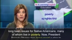 Anh ngữ đặc biệt: Native American College Students (VOA)