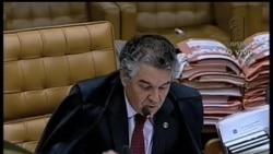 2012-10-10 美國之音視頻新聞: 巴西最高法院判決前主要幕僚腐敗罪成立