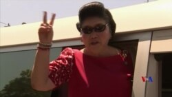 2018-11-09 美國之音視頻新聞: 菲國法院裁定前第一夫人犯有貪污罪