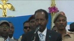 索馬里新當選總統﹕首先要恢復治安