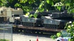 Вашингтон нарощує військо до Дня незалежності. Відео