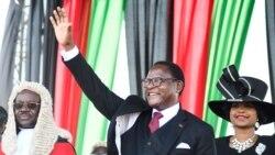 Lazarus Chakwera vai a Moçambique em visita que pode aproximar os dois vizinhos
