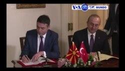 Manchetes Mundo 17 Janeiro 2019: Turquia prepara zona segurança com Síria