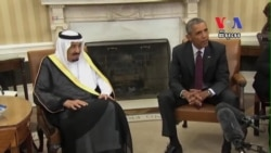 Obama and Saudi King Salman Agree on Iran Nuclear