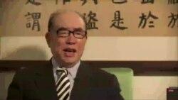 专访郝柏村(1):国军浴血抗战将士捐躯