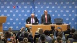 AS dan PBB Desak Aparat Myanmar Hentikan Kekerasan