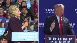 Las Vegas acolhe terceiro debate presidencial americano