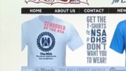 T恤设计者维护批评政府的自由