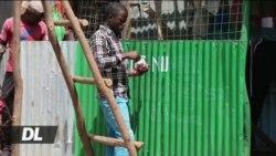 Wakimbizi kakuma kaskazini washirikiana na wenyeji kufanya maendelelo