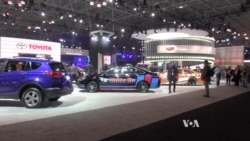 NY Auto Show Reflects Tech-Savvy Drivers' Demands