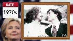 Những dấu mốc thời gian của bà Hillary Clinton