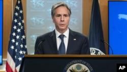 آنتونی بلینکن، وزیر خارجه آمریکا - آرشیو