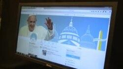 Papa lidera o Twitter