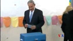 2015-03-17 美國之音視頻新聞: 內塔尼亞胡爭取連任以色列總理