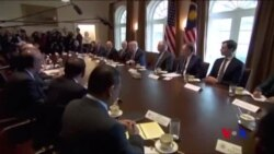 川普讚揚馬來西亞制裁北韓和在美投資