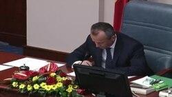 Конституиран деветтиот парламентарен состав на Собранието на Македонија