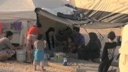 پهنابهرانی سوریایی له ئهردهن