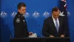 AUSTRALIA TERROR LEVEL VO