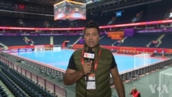 با گزارشهای علی عمادی، خبرنگار صدای آمریکا از لیتوانی همراه باشید: تیم ملی ایران در جامجهانی فوتسال ۲۰۲۱