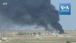 Syrie: les combats continuent à la frontière turque
