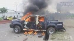 Police elaki bosambisami ya ba musulmans basalami mobulu momemi kufa ya policier na Kinshasa