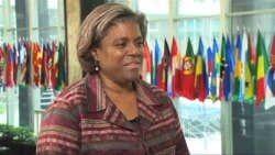 Interview with Linda Thomas-Greenfield, Assistant Secretary of State for African Affairs