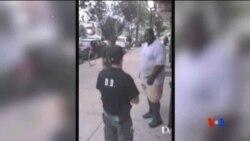 2015-07-14 美國之音視頻新聞:紐約支付鎖喉致死黑人家屬590萬美元