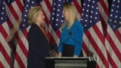 Klinton: Tramp prezidentlik uchun noloyiq