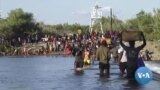 Haitian Migrants in Del Rio, Texas, Hope for Chance to Stay in US