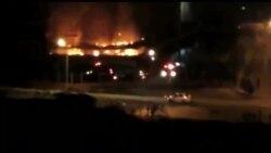 Incendian otra universidad en Venezuela