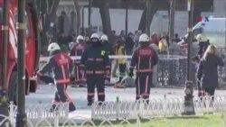 Istanbulda intiharçı hücumu baş verib