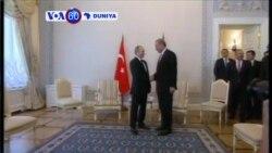 VOA60 DUNIYA: RUSSIA/TURKEY A Tafiyarsa ta Farko Tun Yunkurin Juyin Mulkin da Aka so Yi, Shugaba Erdogan ya Hadu da Shugaba Putin a Moscow