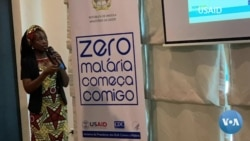 """""""Principal causa de morte em Angola é a malária"""", Dra. Arciolanda Gravata"""