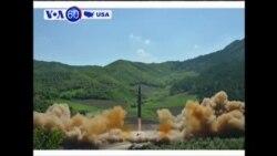 Manchetes Americanas 4 Julho: Trump renova apelo à China depois de teste míssil norte-coreano