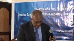 VOA - Director of Africa Divison