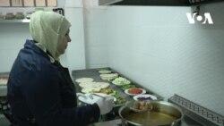Mülteci Kadınlar Mutfağı
