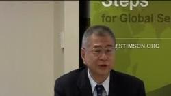VOA现场:台湾国防部副部长探讨防卫需求