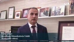Fərid Şəfiyev: Azərbaycan və ABŞ antiterror sahəsində sıx əməkdaşlıq edir