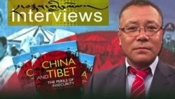 Dr. Tsering Topgyal: Author of 'Tibet and China, The Perils of Insecurity'