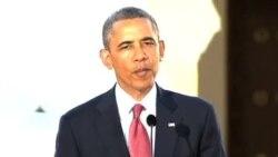 奥巴马敦促穆尔西对反对派诉求做出反应