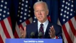 သမၼတကို အေရးယူေရး ဒုသမၼတေဟာင္း Joe Biden ေတာင္းဆို