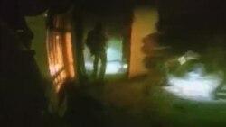 انتشار ویدئوی عملیات نجات گروگانها از زندان داعش
