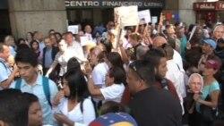 Venezuela: solicitan apoyo a la Ley de Amnistía