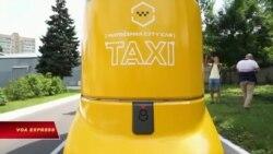 Taxi không người lái