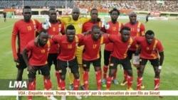 La page des sports du 9 mai avec Yacouba Ouédraogo